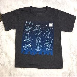 MINECRAFT Astronomy T Shirt - Size Small